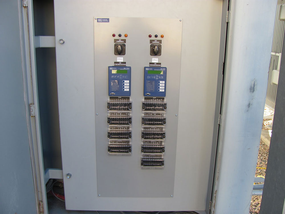 Xcel Energy Fort Saint Vrain Relay Upgrade Exponential